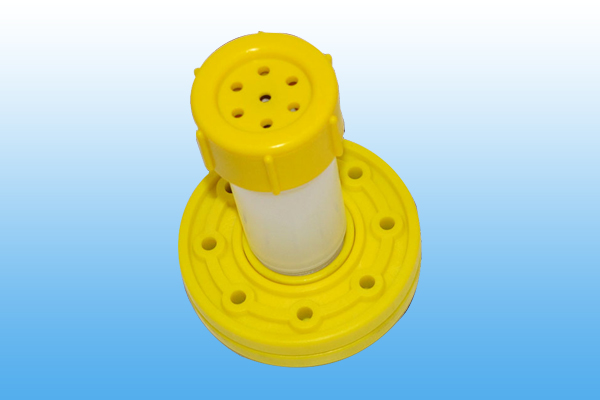 Limited pressure automatic vent valve